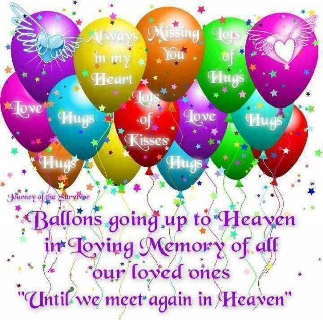 Happy Birthday in Heaven 17