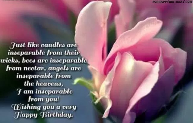 Incredible Birthday Wishes for Wife with Images