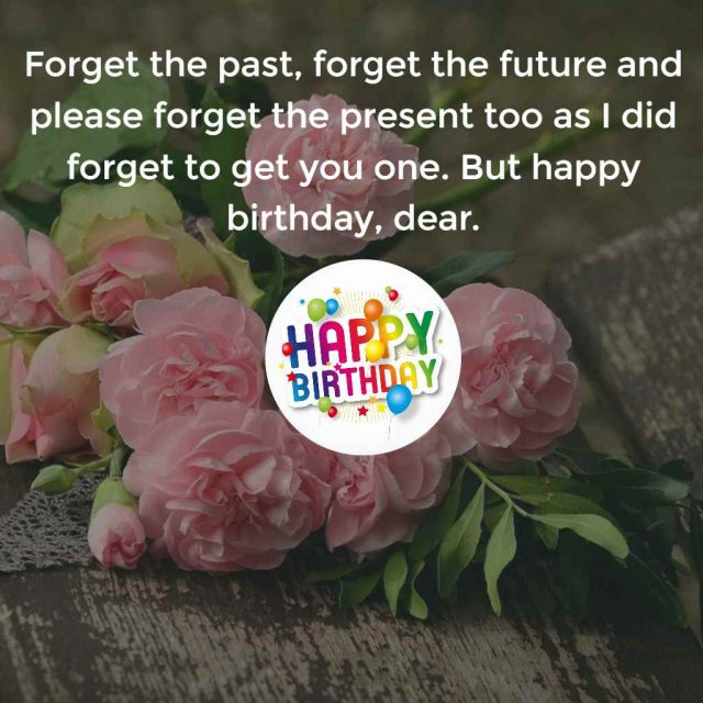 Lovely Funny Birthday Messages