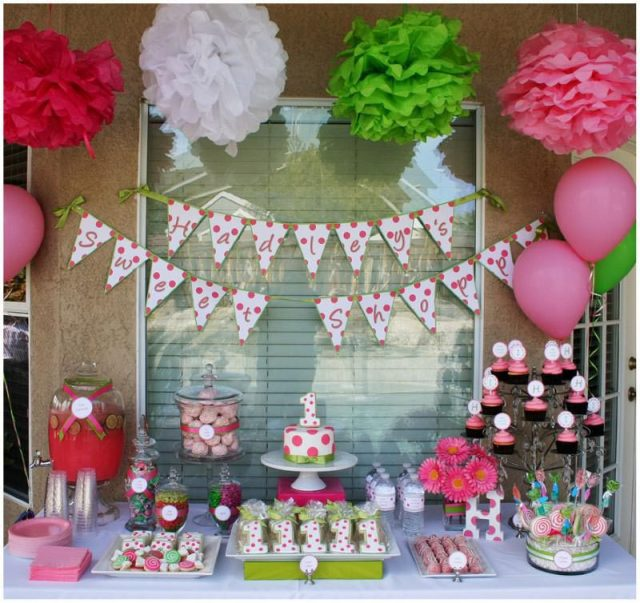 Lovely teen birthday party ideas