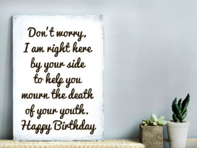Sharing Funny Birthday Messages