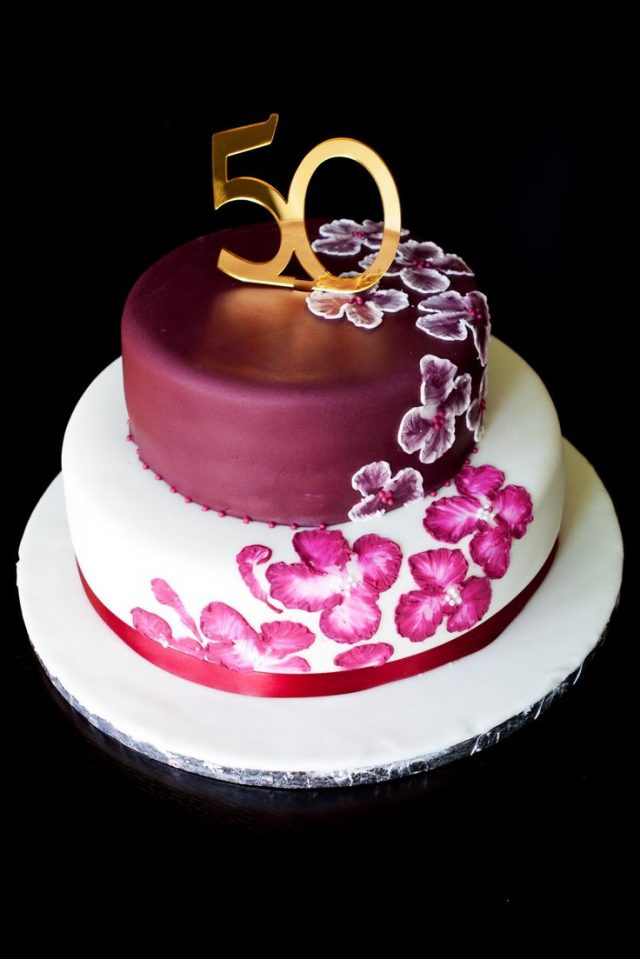 Simple Birthday Cakes for Girls and Women