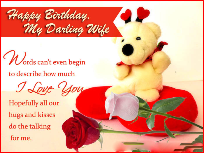 birthday wishes 9 Happy Birthday – Happy Birthday Greeting Cards for Wife