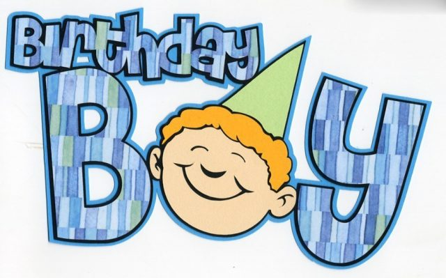 Terrific Happy Birthday Boy Images