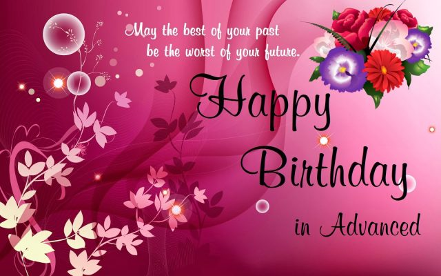 awesome happy birthday greetings for facebook