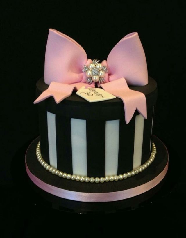 cute Birthday Cakes for Girls and Women