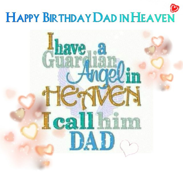 30 Happy Birthday In Heaven With Images