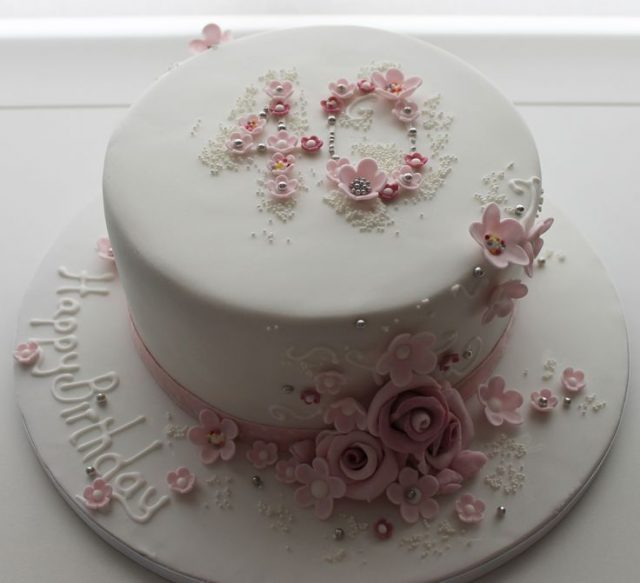 mature Birthday Cakes for Girls and Women
