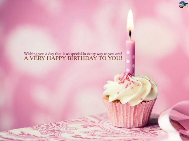 pinky happy birthday greetings for facebook