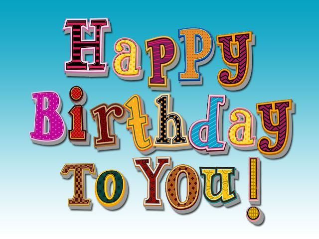 special happy birthday greetings for facebook