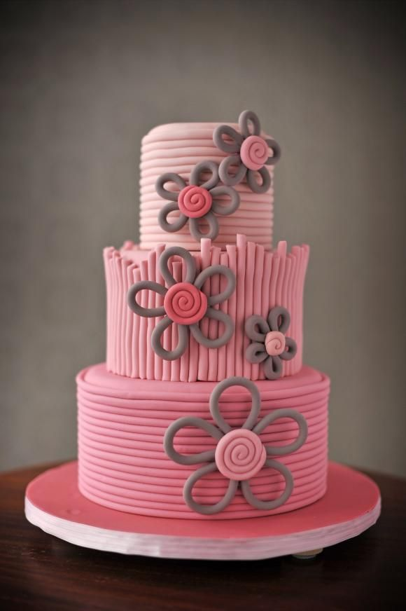 Tender Birthday Cakes For Girls And Women