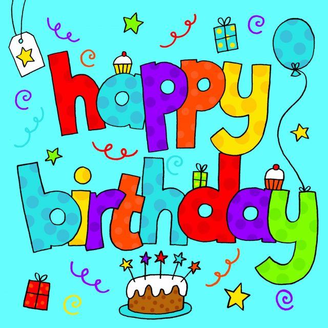 Amazing happy birthday pictures for kids