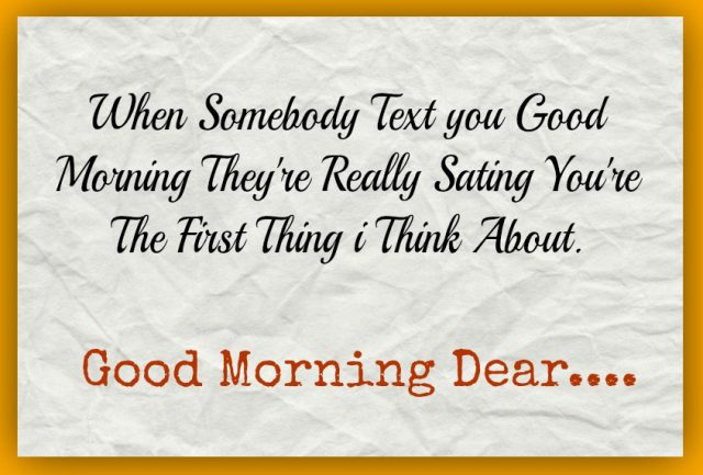 Attirant Awesome Good Morning Quotes For Her