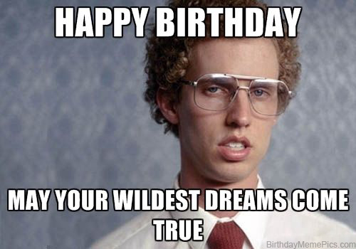 Birthday Funny Meme – best wishes