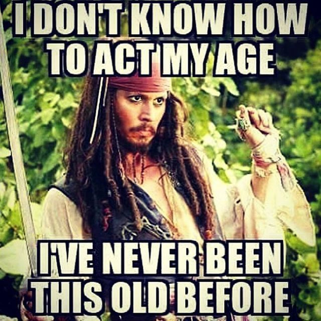 Birthday Funny Meme – older