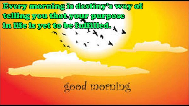 Bright good morning quotes