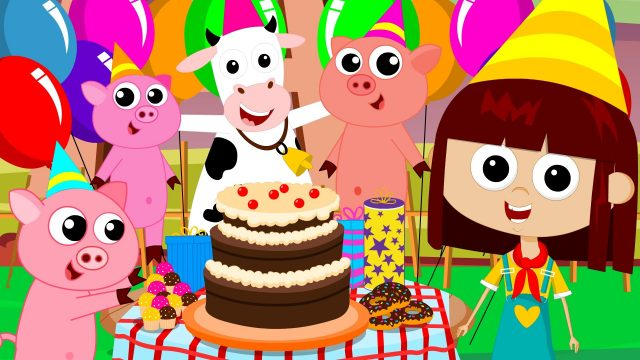 Cute happy birthday pictures for kids