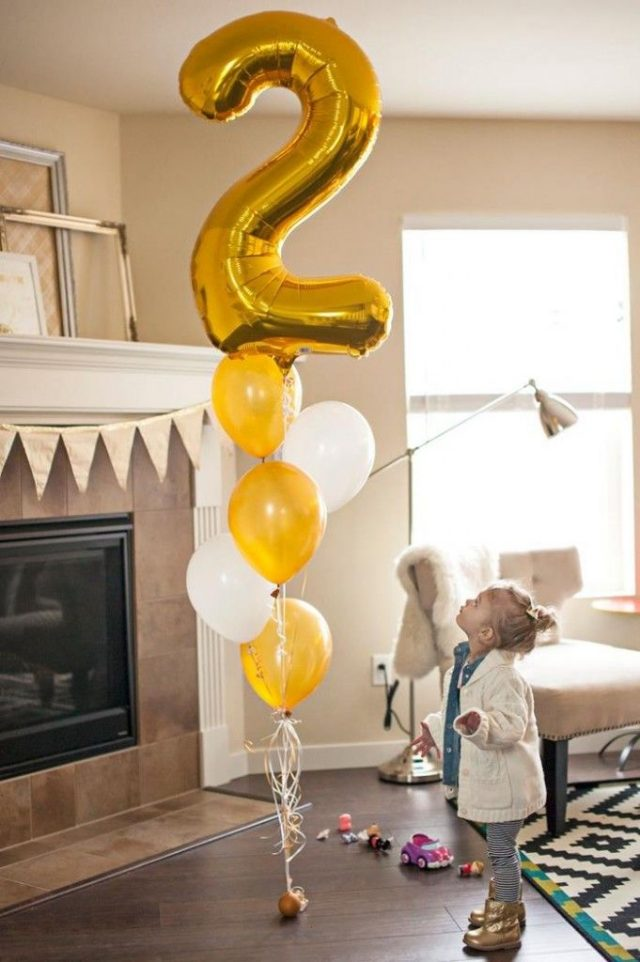 Golden Birthday Ideas for kids