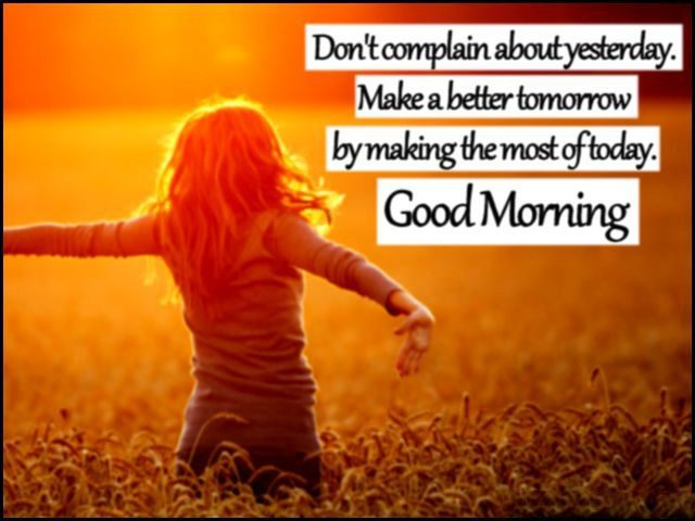 Perfect good morning quotes