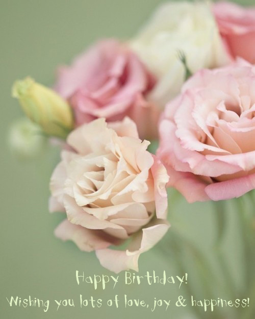 Tender Birthday Pictures For Women