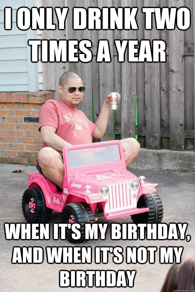 Unique Birthday Funny Meme
