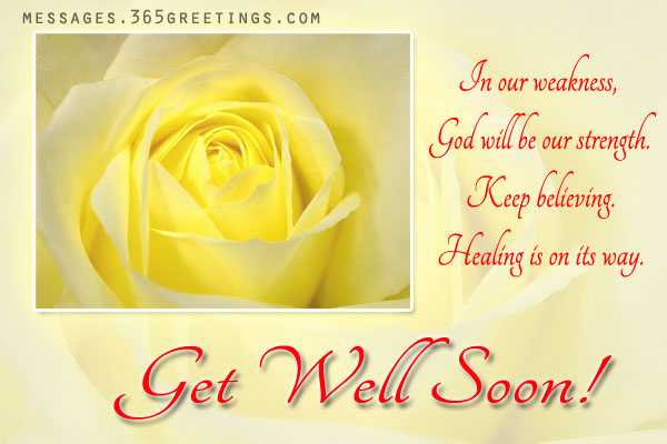 Warm get well soon quotes