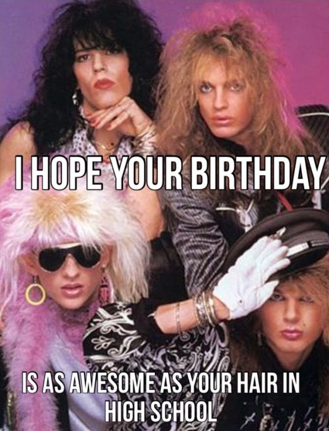 Wonderful Birthday Funny Meme