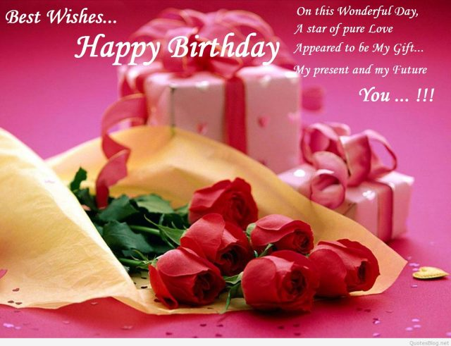 beautiful happy birthday pictures for messages