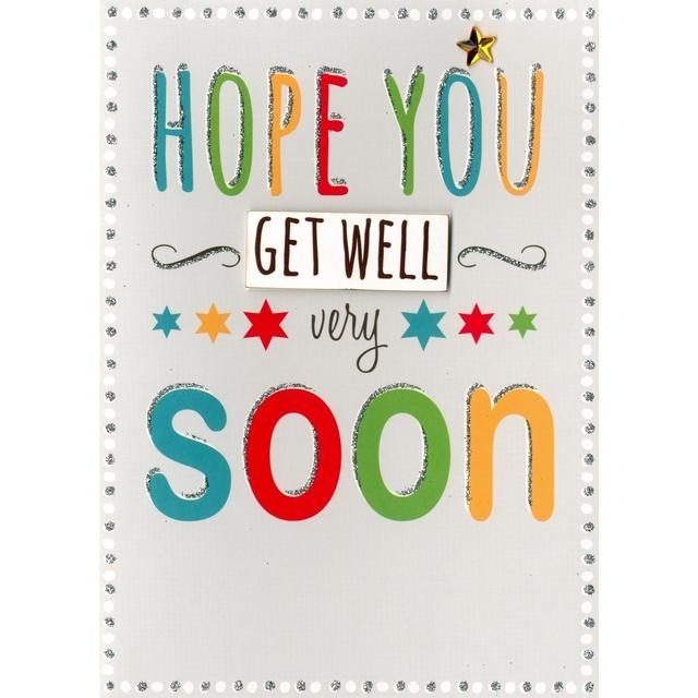 colorful get well soon cards