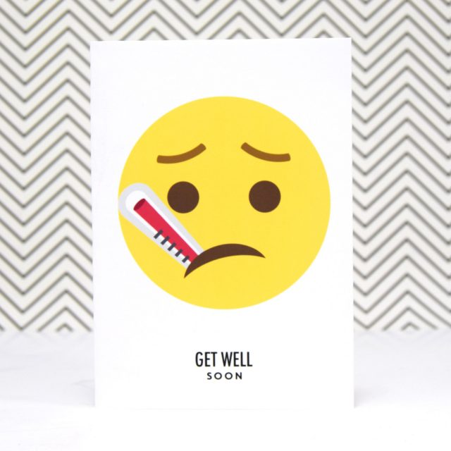 emotion get well soon cards