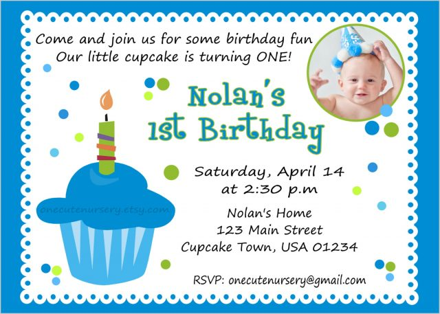 free printable birthday cards – cupcake