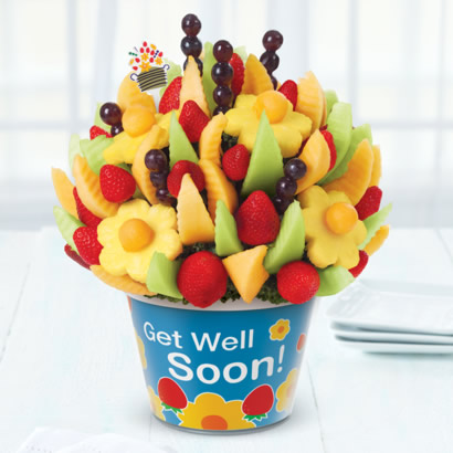 get well soon gifts – delicous fruit