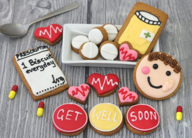 get well soon gifts special cakes