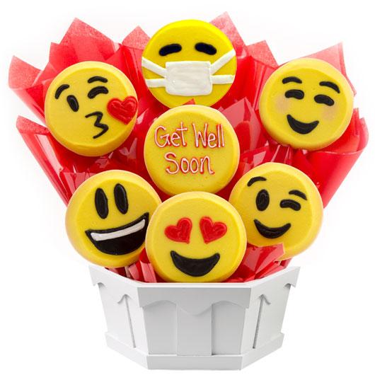 get well soon gifts – sweet emojis