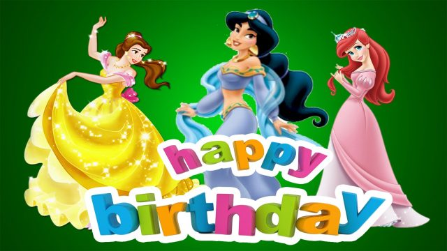 happy birthday pictures for kids – the princess